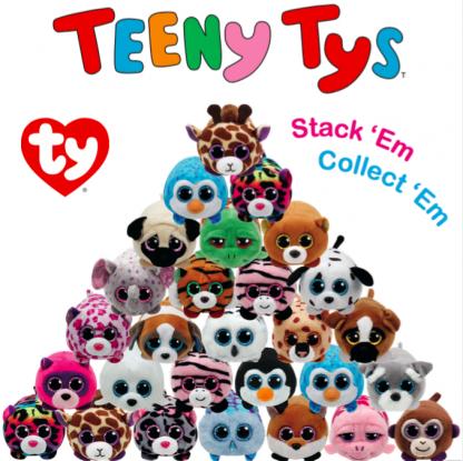 Ty Teeny Tys 10 stuks assorti