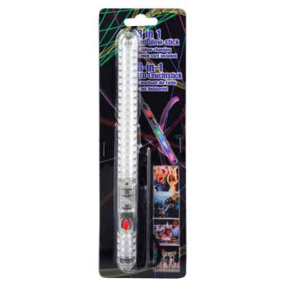 LED Glow licht stick 8-in-1